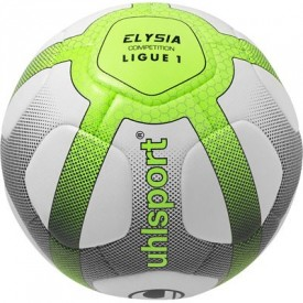 Ballon Elysia Compétition Ligue 1 - Uhlsport 1001628012017