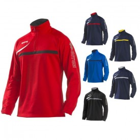 Sweat 1/4 zip Bristol - Errea D920