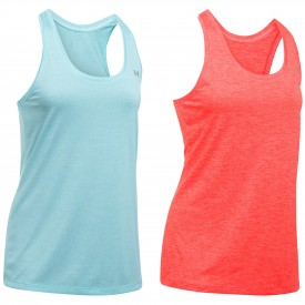 Débardeur Tech Tank Twist Femme - Under Armour 1275487