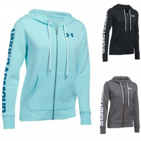 Veste à capuche Favorite Femme - Under Armour 1302361