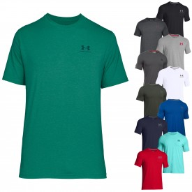 Tee shirt Left Chest - Under Armour 1257616