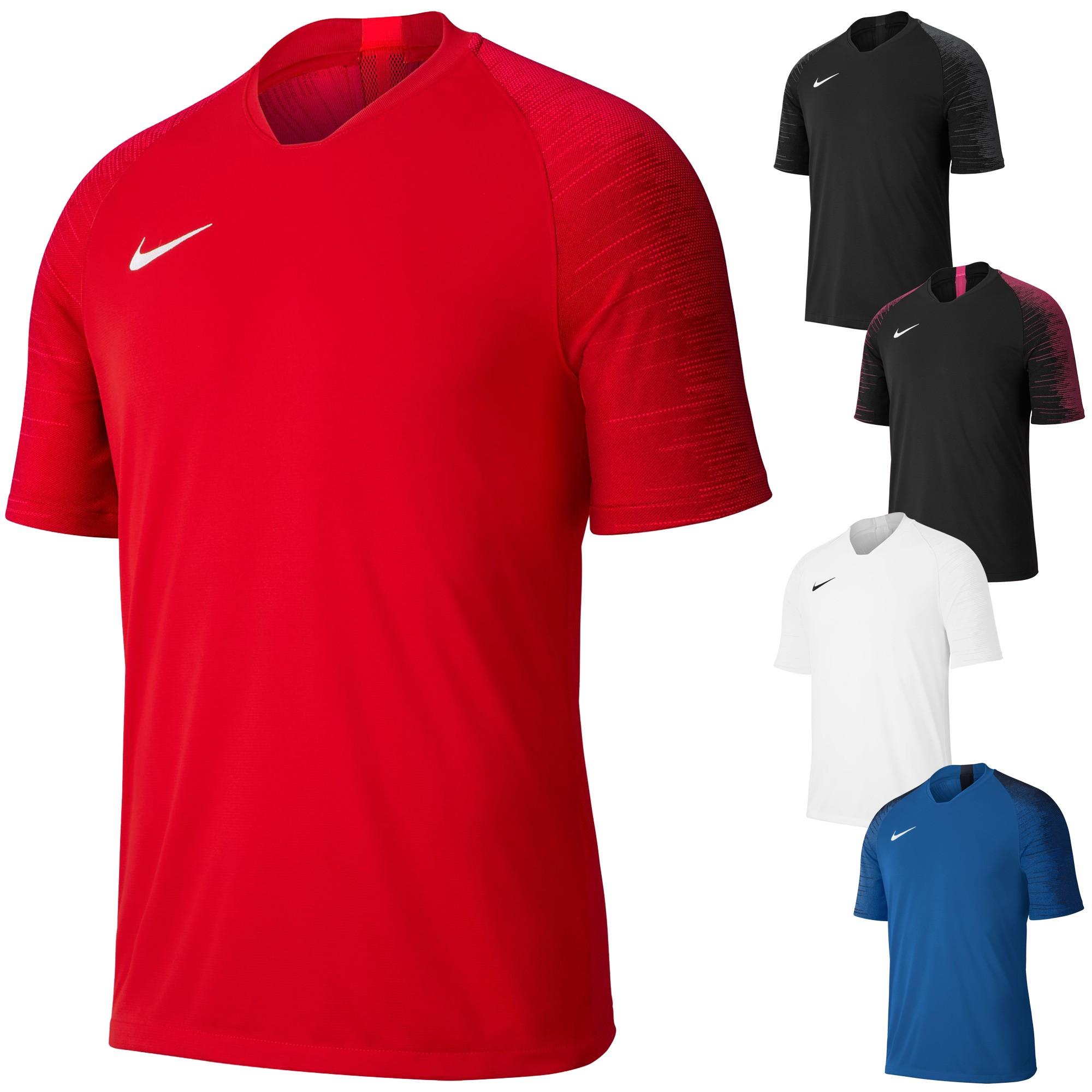 maillot nike rouge et blanc