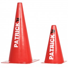 Cone de marquage en PVC Large 23cm - Patrick ACCON801