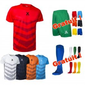 Maillot Star + Short One et Chaussettes offertes
