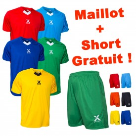 Maillot One + Short One offert - Ixome F_X2001+X4125
