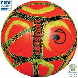 Ballon Official Winter Triompheo Domino's Ligue 2 - Uhlsport 1001690012019