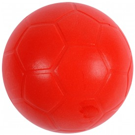 Ballon de Football Mousse HD diam. 20 cm Jaune - Sporti 099321
