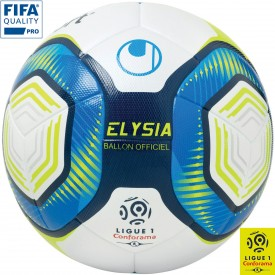 Ballon Elysia Officiel Ligue 1 - Uhlsport 1001680012019