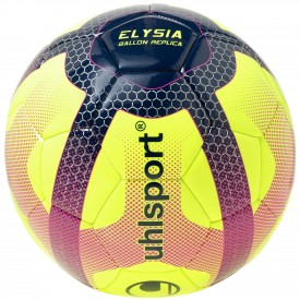 Lot de 10 ballons Elysia Replica Ligue 1 - Uhlsport 1001655022018_X10