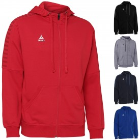 Sweat à capuche zippé Torino - Select 62520
