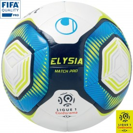 Lot de 3 ballons Elysia Match Pro Ligue 1 - Uhlsport 1001682012019_X3