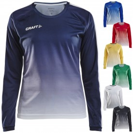 Maillot Pro Control Fade Femme ML - Craft 1906853