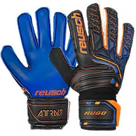 Gants de gardien Attrakt SD Open Cuff Junior Hugo Lloris - Reusch 5072565-7083