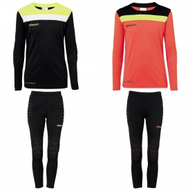 Ensemble de gardien Offense 23 Jr - Uhlsport 1005203