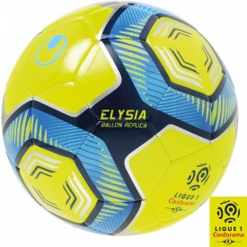 Ballon Officiel Elysia Ligue 1 Replica 2020 - Uhlsport 1001685022019