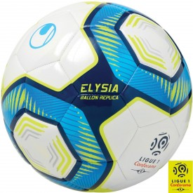 Ballon Elysia Ligue 1 Officiel Replica 2019 - Uhlsport 1001685012019