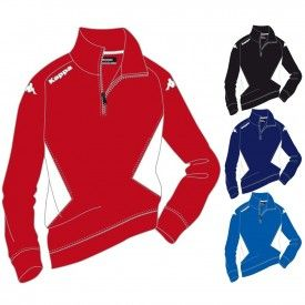Sweat Training 1/2 Zip Foligno
