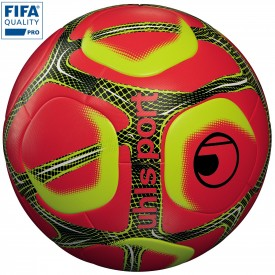 Ballon Officiel Triomphéo Winter Ligue 2 - Uhlsport 1001710012020
