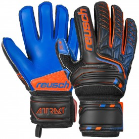 Gants de gardien Attrakt SG Extra Finger Support Junior - Reusch 5072830-7083