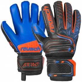 Gants de gardien Attrakt S1 Finger support Junior - Reusch 5072230-7083