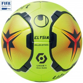 Ballon officiel Elysia Ligue 1 - Uhlsport 1001698012020
